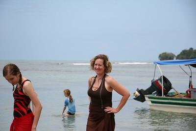 Day 3, Bocas del Toro (Bocas del Dragon, Bocas Inn, downtown Bocas del Toro)