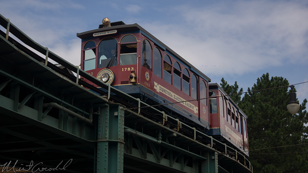 Disneyland Resort, Tokyo Disneyland, Tokyo Disney Sea, Tokyo Disney Resort, Tokyo DisneySea, Tokyo, Disney, American Waterfront, Electric Railway