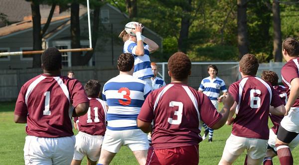 DHS Rugby vs Fordham Prep 5-30-13