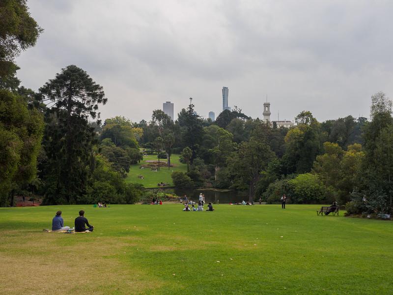 Royal Botanic Gardens, Melbourne