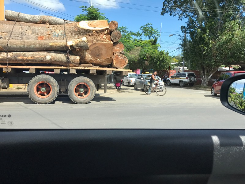 Managua: Introduction to driving in Nicaragua
