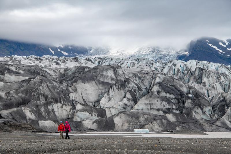 A Glacial Stroll