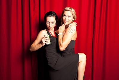 Kara and Chad Photobooth
