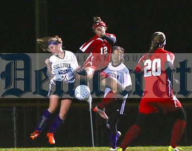 Sullivan West vs Liberty Girls