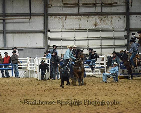 Round 1 Calf Roping