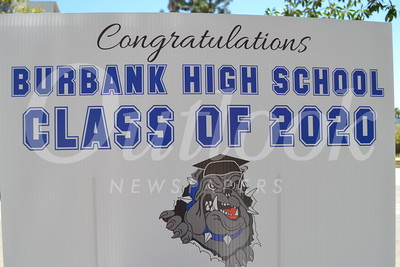 Burbank High School Grads