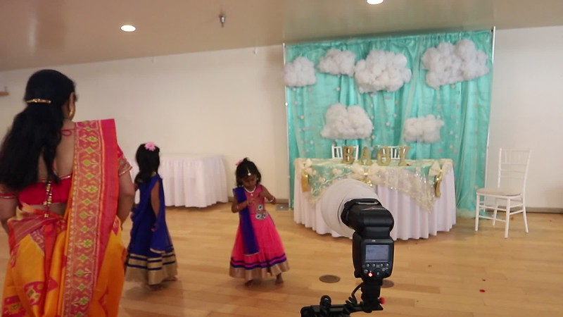 Patel Baby Shower Videos