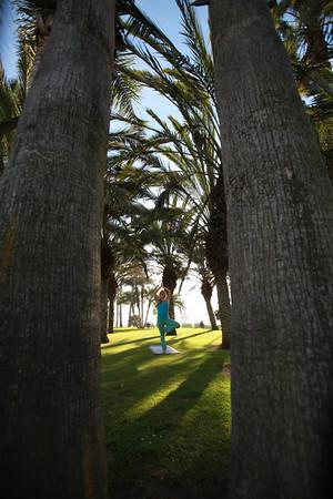 Yoga: Anrea Albright