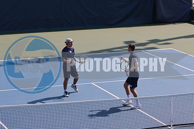 4.4.21 Queens College Men's Tennis vs. Fordham University Men's Tennis