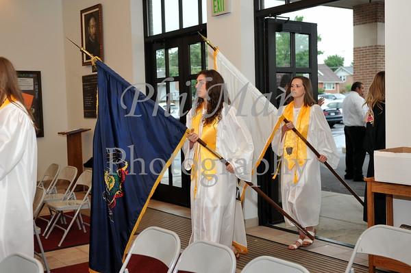 Berks Catholic Baccalaureate 2015