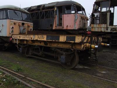 ZSP / ZSR - 2 Axle Crane Match Wagon
