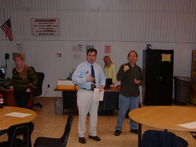 2006 Build Week #2 (1/14-1/20)