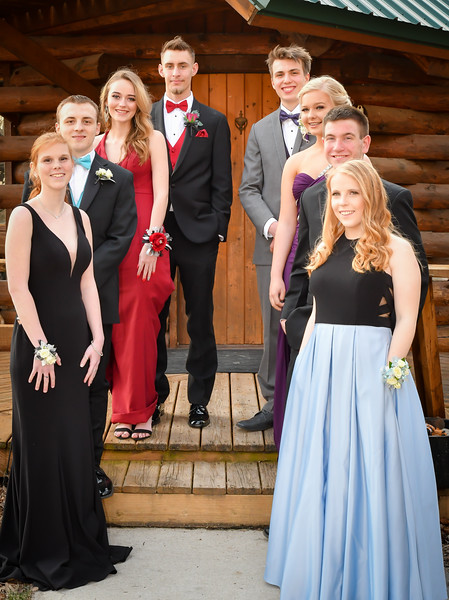 Ethan's Group Prom 2019'