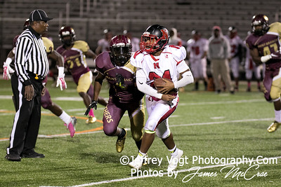 10-30-2015 Paint Branch HS vs Northwood HS Varsity Football, Photos by Jeffrey Vogt Photography with James McCrae