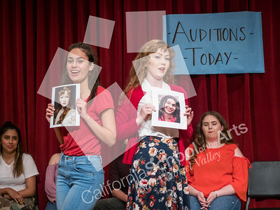 Vocal Arts - The Audition