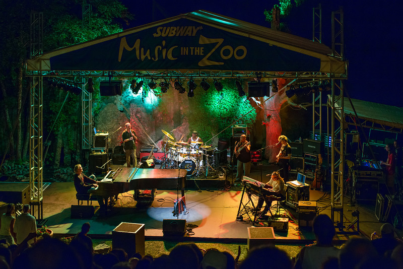 Bruce Hornsby and the Noisemakers--Minnesota Zoo--June 2012