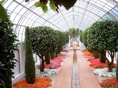 Duke Indo-Persian Garden