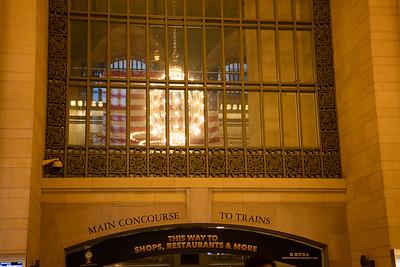 New York City 2015 - Grand Central Station / Statin Island Ferry