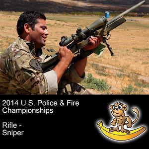 Rifle - Sniper