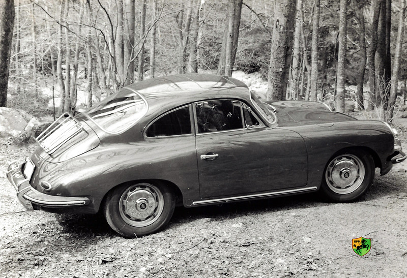 Porsche 356's - 1969 - Gatlinburg, TN