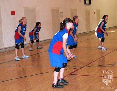 Girls Volleyball 2007