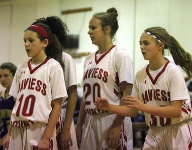 Basketball - DCMS 7th Grade Girls