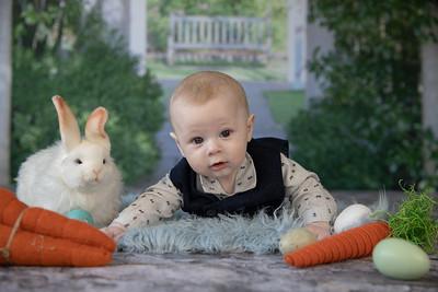 RJ's 1st Easter