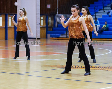 Dance Team Wakefield 1/4/13