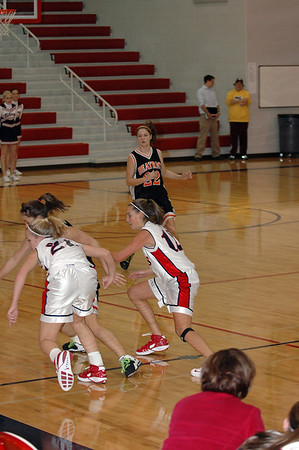 JV Girls BB vs Beatrice, 12-13-07