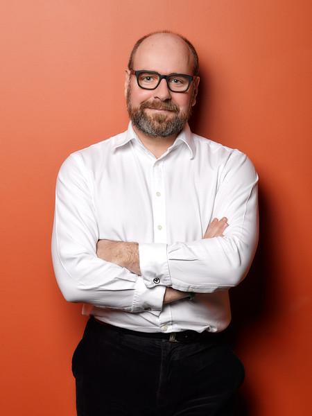 Washington DC Business Portrait for Ralph Mannion
