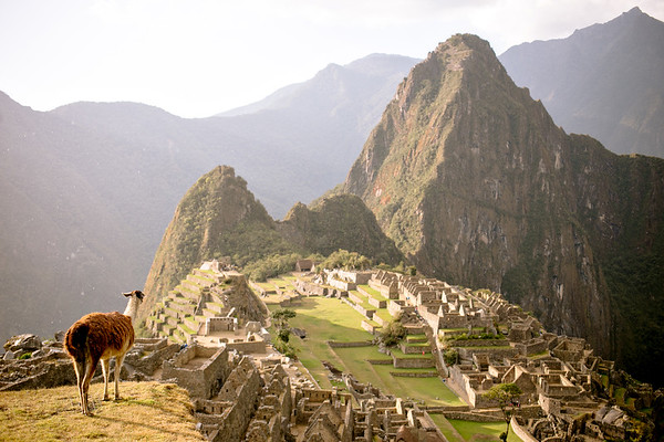 Destination Peru