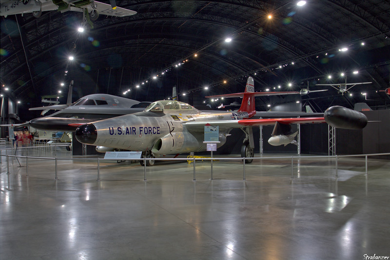 National Museum of the United States Air Force, Dayton, Ohio,   04/13/2019  Northrop  F-89J Scorpion cn N405  52-1911  Painted as 32509/FV-509  This work is licensed under a Creative Commons Attribution- NonCommercial 4.0 International License.