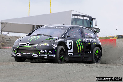 25.-26.06.2011 | European Rallycross Norway, Hell