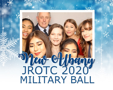 New Albany JROTC 2020 Military Ball