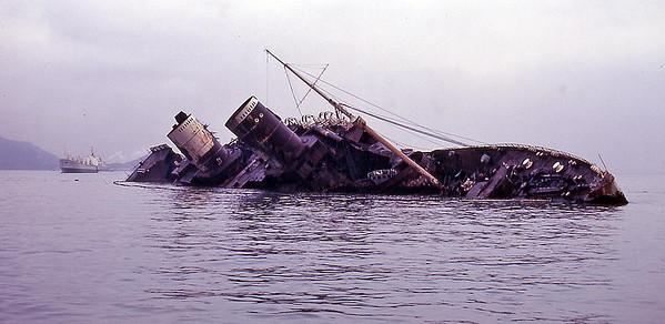 Hey Dreamboat , Not You Shipwreck