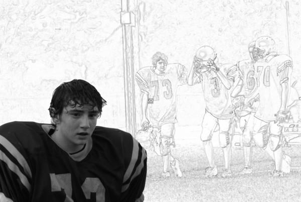 Creative Millis Freshman Football Shots