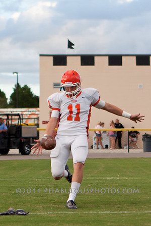 Boone @ Ocoee Varsity Football - 2011