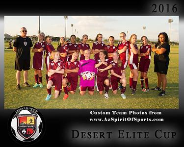 Desert Elite Cup  - Custom Team Photos