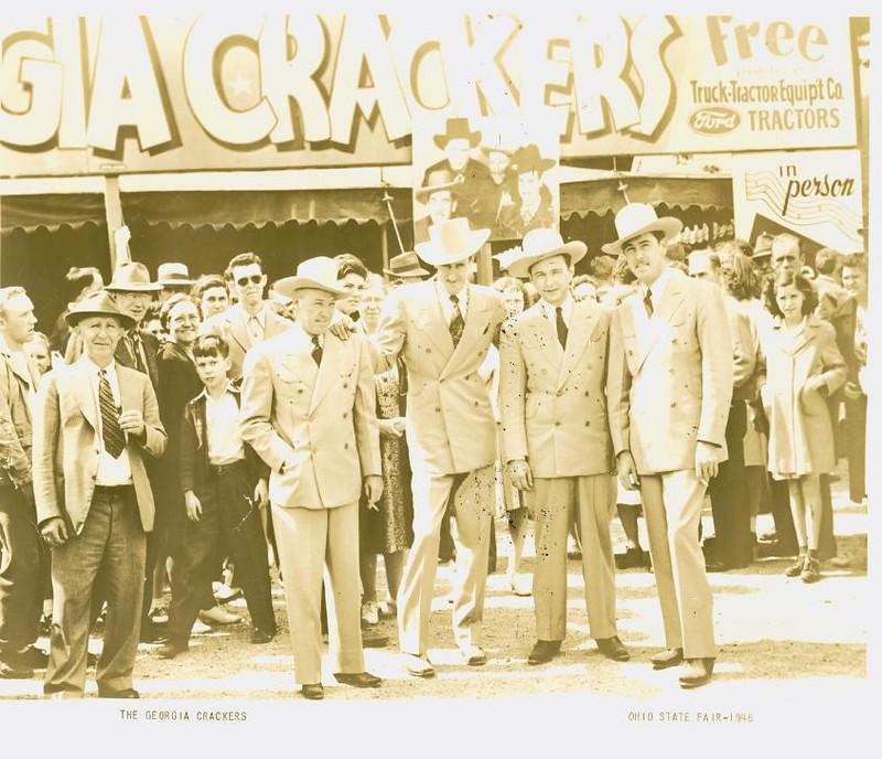 The Georgia Crackers