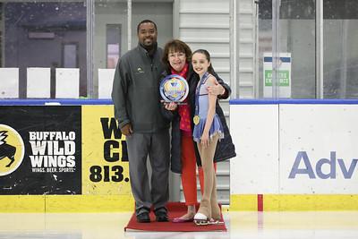 2019 SSG Figure Skating Championships - Wesley Chapel, Fla.
