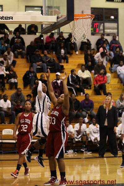 McDonald's Invitational: Tift Girls Vs. Mill Creek