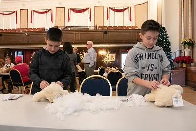 Build a Bear in Leominster, Jan. 11, 2020