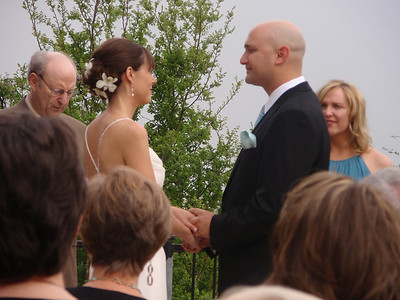 Aaron and Erin's wedding