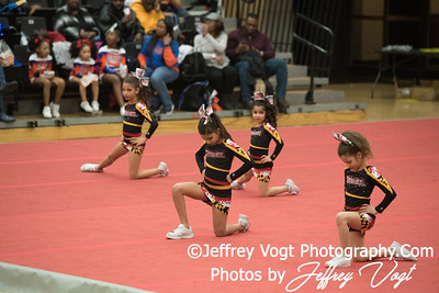 2/10/2018 Dynamite Allstars Cherry Bombs at Cupid Championship at UMBC RAC Arena, Photos by Jeffrey Vogt, MoCoDaily