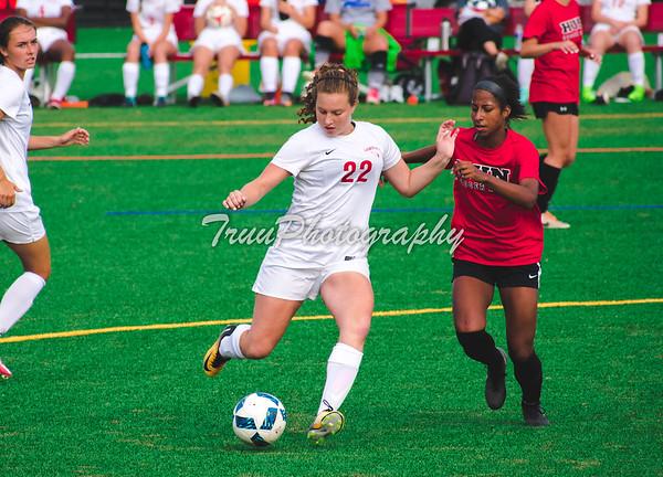 LHS Girls Varsity Soccer Vs Hun Scrimmage