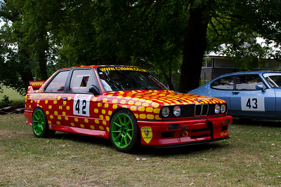 Motorsport at the Palace 2011
