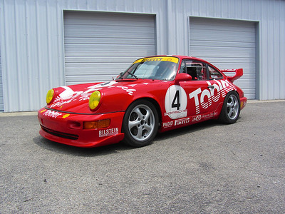 SOLD: 1992 Porsche 964 Carrera Cup