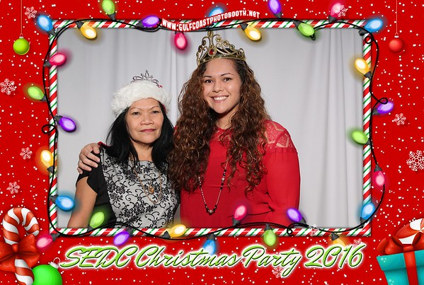 SEDC Christmas Party 2016