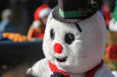 2014 - Raleigh Christmas Parade