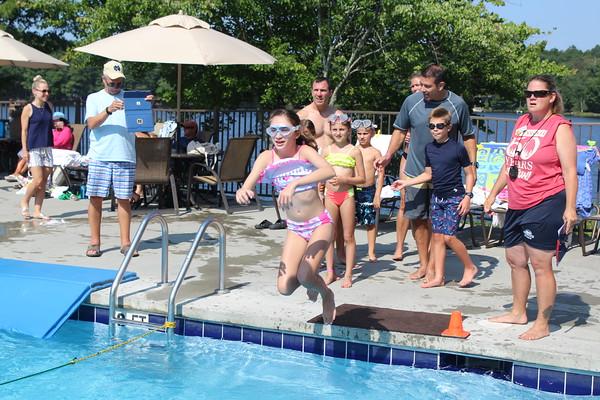 August 12 - Pool Games